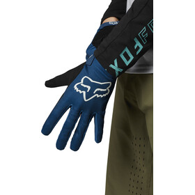 Fox Ranger Foxhead Handschuhe Herren blau